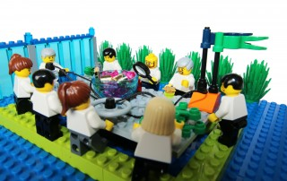 lego serious play team